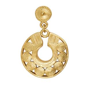 Circulos Atteza drop earring