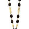 tairona black onix necklace